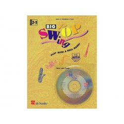 Big Swing Pop 5 Trombone + CD