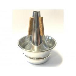 Trompette Piccolo - Cup - Tom Crown - sourdine