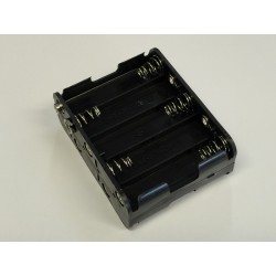 Battery Holder Accordion FR-3XB