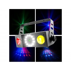 SWARM Multi effet - Light+Laser+Strob