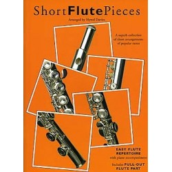 Short Flute Pieces Flûte/Piano