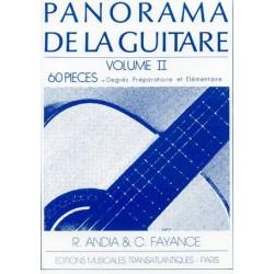 Panorama de la guitare Vol. 2