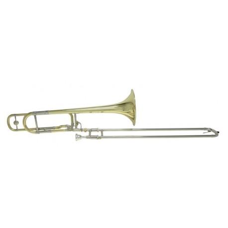 Trombone sib/fa BACH 42 TB503B Verni