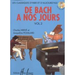 De Bach à nos jours - Volume 2
