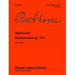 Sonate op 10/1 Beethoven
