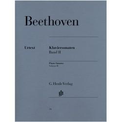 Sonates Beethoven vol. 2 - Piano