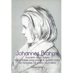 Souvenir de la Russie - Brahms