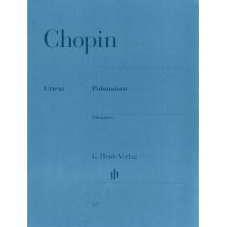Polonaises - Chopin - Urtext
