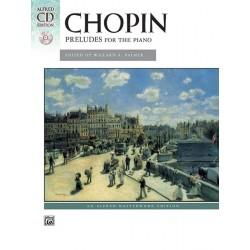 Préludes Chopin - Piano + CD