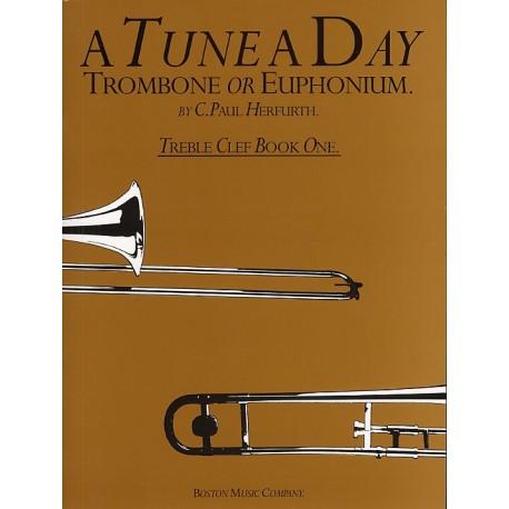 A Tune A Day Vol 1 Clé Sol - Trombone / Euphonium