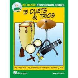 15 Duets & Trios - Percussion