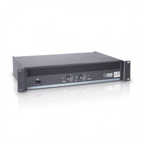 Amplificateur Sono 2 x 250 W 4 Ohms - DJ500