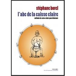 ABC de la caisse claire (Snare) - BOREL Stéphane