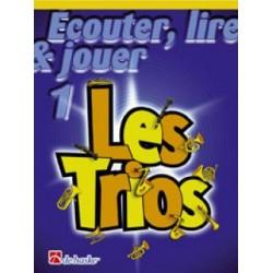 Ecouter lire & jouer 1 - Trios Clarinettes