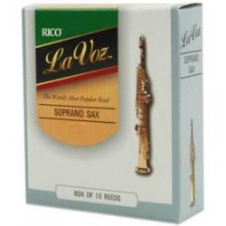 """anches Sax soprano La Voz  """"S"""""""