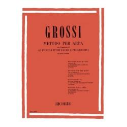Méthode Harpe - Maria GROSSI - Ricordi
