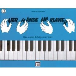 4 Hände am Klavier Vol 3 - Bodenmann