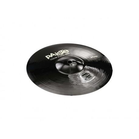 "Splash 12"" PAISTE COLOR serie 900 Black"