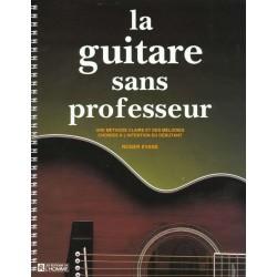 la guitare sans professeur - Roger Evans