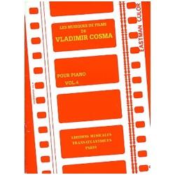 Musiques des films de Vladimir Cosma