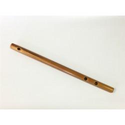 Flûte 2 trous en roseau