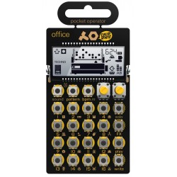 Pocket Operator PO-24 Office - Noise Percussion Drumcomputer und Sequencer