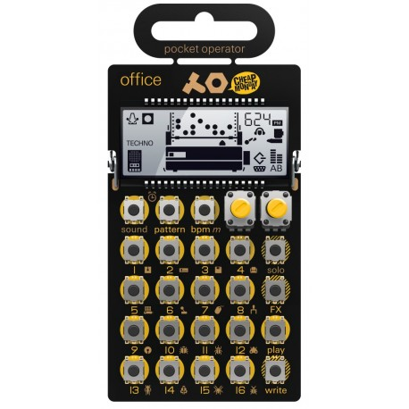 PO-24 Office - Noise Percussion Drumcomputer und Sequencer