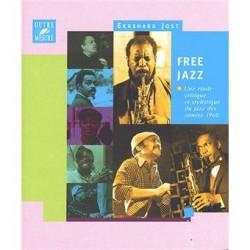 Livre free jazz Ekkehard Jost