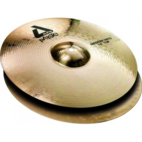 "Hi-Hat Medium 14"" PAISTE Alpha"