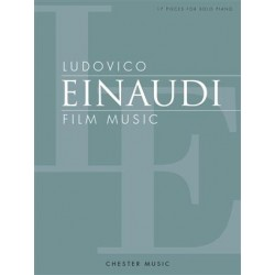 Ludovico Einaudi: Film Music - Piano