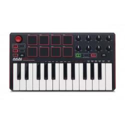 AKAI MPK-MINI MKII -  Compact Keyboard and Pad