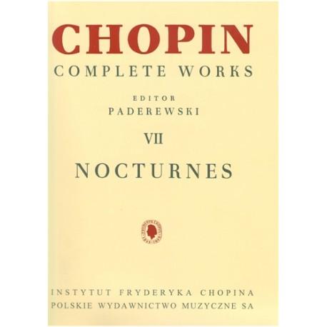 Nocturnes Chopin - Piano - Complet - Paderewski