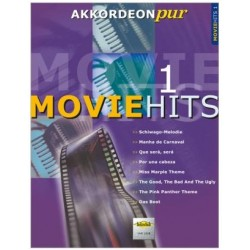 Movie Hits 1 - Accordéon