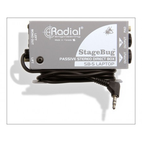 LOCATION : Filtre Pasif RADIAL StageBug