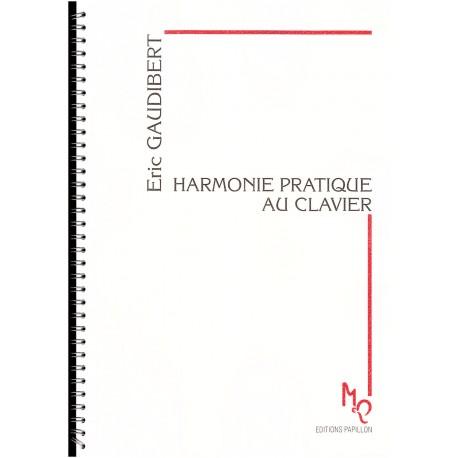 Harmonie pratique au clavier - Eric Gaudibert