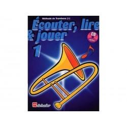 Ecouter, Lire & Jouer Trb 1 - Clé Fa