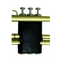 Protection jeu de piston Trompette Cuir