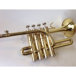 Trompette Piccolo Bb/A - Bernard Leroy