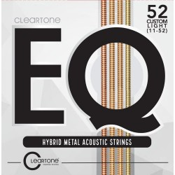 Cordes Cleartone EQ Hybrid Metal Acoustic 12-53 Light