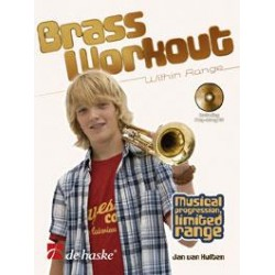 Brass Workout + CD - Cornet Trompette