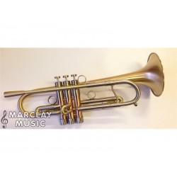 Trompette ADAMS A4 SM - Brossé Laqué