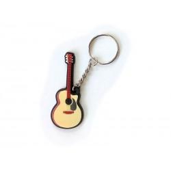 Porte-clés : Guitare Acoustique