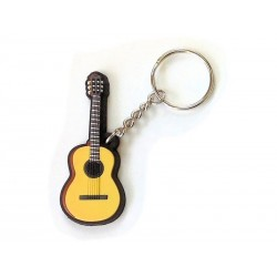 Porte-clés : Guitare Classique