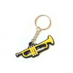 Porte-clés : Trompette