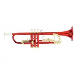 Trompette ROY BENSON rouge