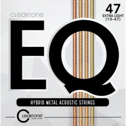 Cordes Cleartone EQ Hybrid Metal Acoustic 10-47 extra light
