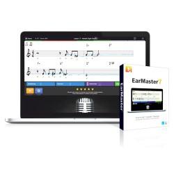 EarMaster Pro 7 - Logiciel (licence)