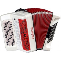 Accordéon Electronique ROLAND FR1 blanc Occasion