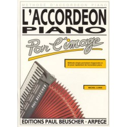 Accordéon piano par l´image
