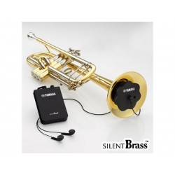 Sourdine YAMAHA Silent Brass SB7X - Cornet/Trompette